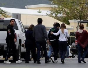 墨西哥校园枪击事件致1死4伤