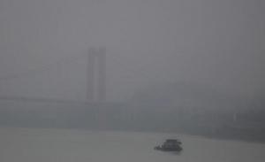 邕城烟雨朦胧 别有一番韵味
