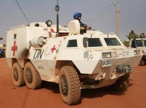马里北部一军营遭汽车炸弹袭击