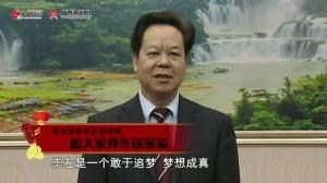 崇左市委书记刘有明