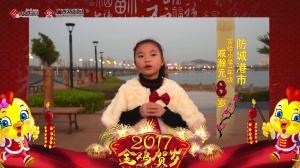 家乡方言贺新年