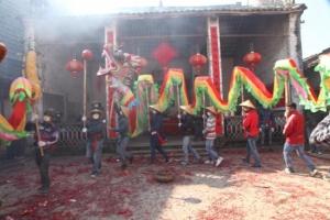 红红火火过大年 欢欢喜喜闹新春