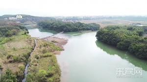 """象州造""""迷你""""版三江口 生态农业示范园很迷人"""