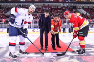 IIHF官网撰文盛赞昆仑鸿星 让中国