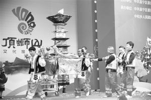 邕宁区顶蛳山文化旅游年正式启动