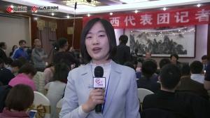 广西代表团举行记者会