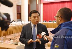 张千里代表:广西力推铁路建设 实现跨越式发展