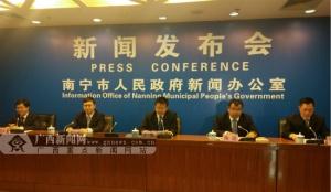 南宁2017年城建项目(第一期)投资513亿