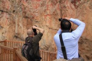 宁明花山岩画文化景区景观质量评价顺利通过初审