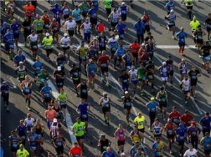 巴塞罗那马拉松赛
