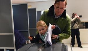 荷兰:选民投票