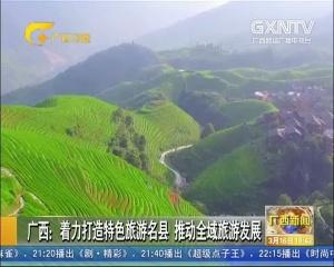 """发展""""全域游"""" 广西推动三大国际旅游目的地建设"""