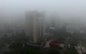 广西多地发布大雾预警