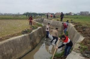 灵山:兴修水利助力三农发展