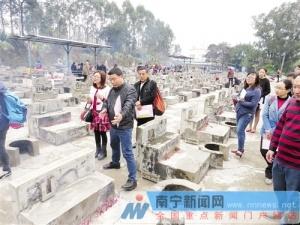 南宁殡仪馆举行开放日 市民零距离感受生命终点站