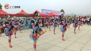 好听好看好玩 崇左花山文化节展现多彩民族风情
