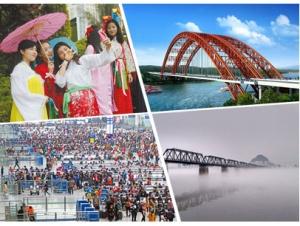 3月31日焦点图:小长假首日南宁迎出行高峰