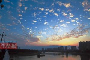 广西大部分地区多云转晴 适合踏青祭祖