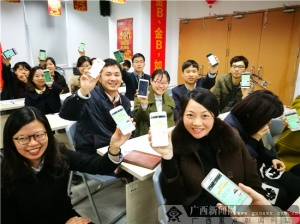 农银人寿广西分公司开展315消费者权益日系列活动