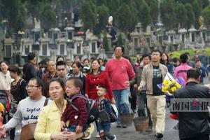 柳州4月9日或迎来祭扫高峰 出行注意绕开堵点