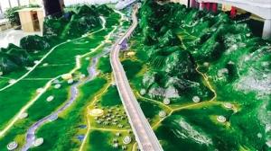 贵南高铁澄江双线特大桥开钻:广西境内最长铁路桥
