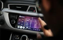 试驾体验博越3.0智能语音系统