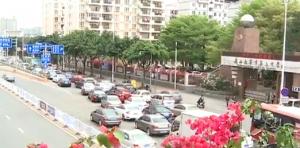 南宁:5路口优化设置 5月1日起电子警察上岗监督
