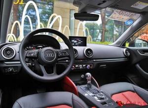 奥迪新款A3正式上市 售价区间为18.8万-39.98万