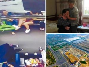 4月21日焦点图:67岁丈夫细心照顾瘫痪妻子25年
