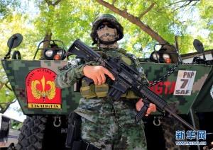 菲律宾加强东盟峰会安保措施
