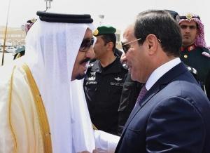 埃及总统访问沙特为两国关系融冰