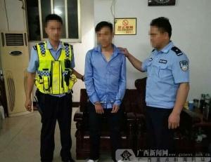 男子毒驾驾照被注销 再次毒驾逃跑被抓获