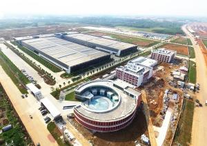 贵港项目建设快马加鞭