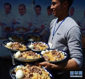 一带一路·好味道|乌兹别克斯坦传统美食--抓饭
