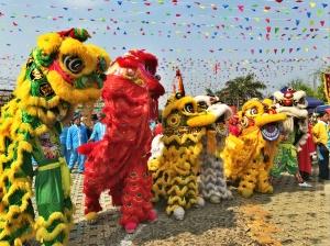 """武鸣举行""""壮族四月四""""骆越民俗文化旅游节"""