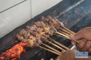 一带一路·好味道|印尼传统美食——沙嗲