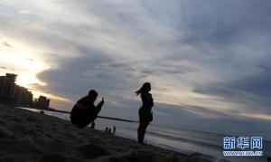巴西:福塔莱萨海滨风光