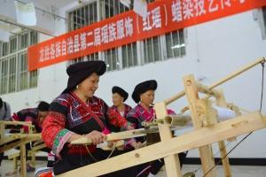 传承非物质文化遗产 龙胜瑶族群众学技艺(图)