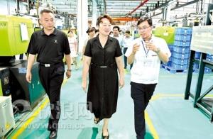 钦州:坚持创新驱动发展 加大招商引资力度