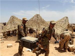 """""""渴狮""""多国联合军演在约旦举行"""