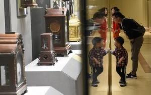 南京博物院夜游活动迎来众多市民