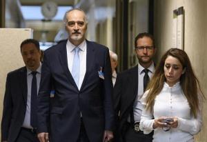 第六轮叙利亚问题日内瓦和谈无果而终