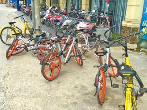 共享自行车指导意见出台 实名制和购买保险成焦点
