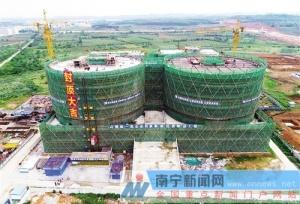广西推进职业技能实训基地建设 服务南宁教育园区