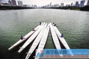 中国-东盟龙舟邀请赛受瞩目 26条