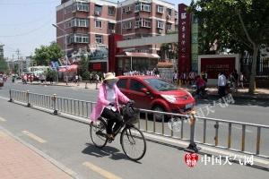 华北黄淮周末再遇高温 需防范干热风