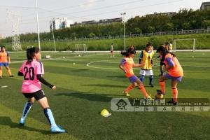 全运会群体笼式足球预选赛(B赛区)27日在南宁开赛