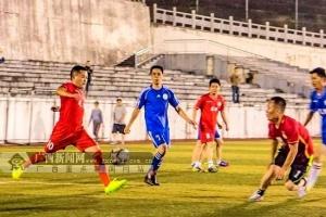 龙胜各族自治县足球联赛拉开序幕 将持续至7月底