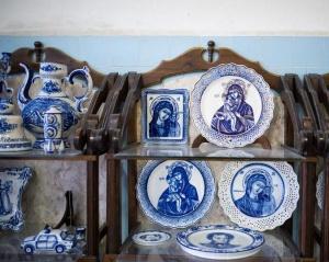 探访俄罗斯格热利瓷器厂(高清组图)