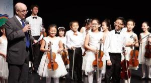《琴韵之声》新加坡琴韵少儿弦乐室内乐团